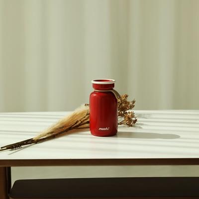[MOSH] 모슈 보온보냉 라떼 텀블러 330 레드