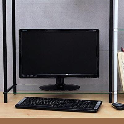 Coms LC661 662 1단 모니터 받침대 62 X 21 cm