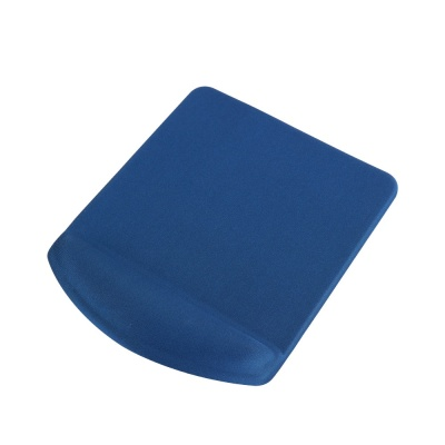 손목받침 마우스패드 손목보호 겔타입 (블루) LCSM463