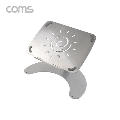 알루미늄 노트북 거치대 2단 각도조절
