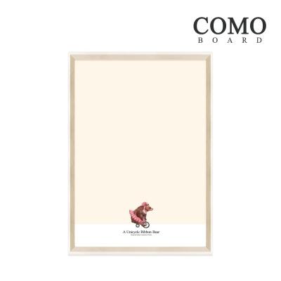 [꼬메모이]꼬모보드 리본베어 M / 칠판 자석 유아