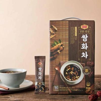 한삼근 진한 홍삼 쌍화차 (50포) (+쇼핑백)