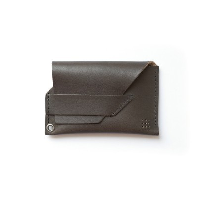 201 카드 파우치 (charcoal)