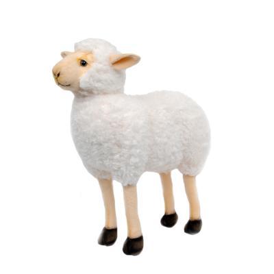 5988번 엄마양 흰색 Standing White Sheep Mama/40cm.H