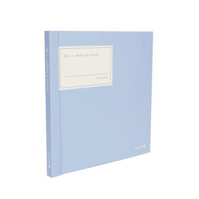 18000 슬림접착앨범(13매/블루)