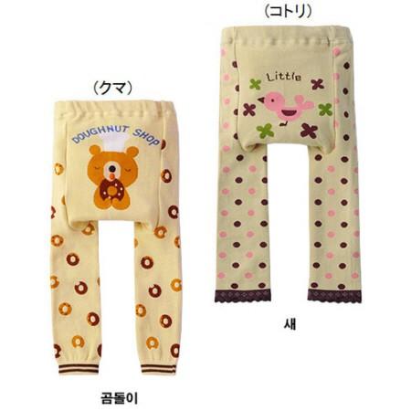 일본 쫄쫄이 엉덩이 스패츠 (곰돌이외 1종)804078