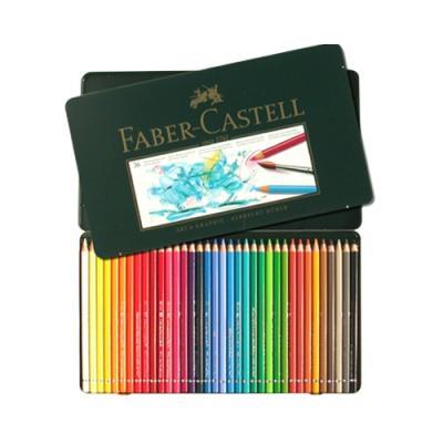 Faber-Castell 최고급 수채 색연필 36색
