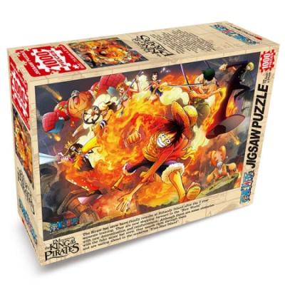 원피스 퍼즐 불굴의투지 1000 피스 직소퍼즐