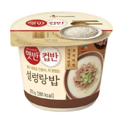 [CJ제일제당] 설렁탕밥 253gx3개