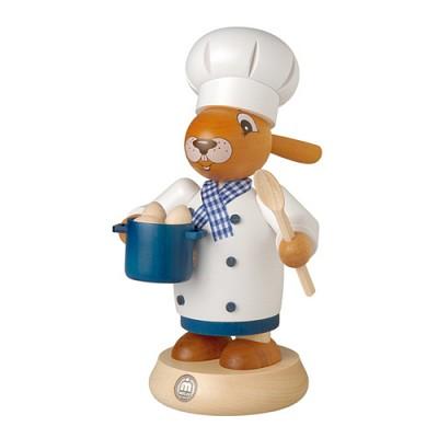 스모킹맨- 요리하는 이스터 바니 ,16Cm
