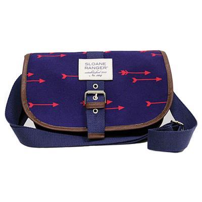 [Sloane Ranger]Saddle Crossbody bag 크로스백 - English Arrow