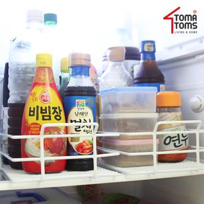 [토마톰스]업그레이드 냉장고 정리선반
