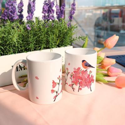 tf005-디자인머그컵2p-꽃잎위새한마리