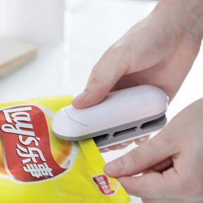 미니 실링기 비닐접착기 휴대용 밀봉기 IDA-5606 웨일