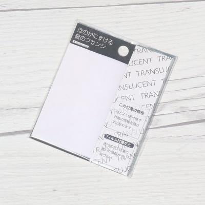 [Nakabayashi] 메모/밑그림 그릴때...나카바야시 점착 트레싱지 HF365-4