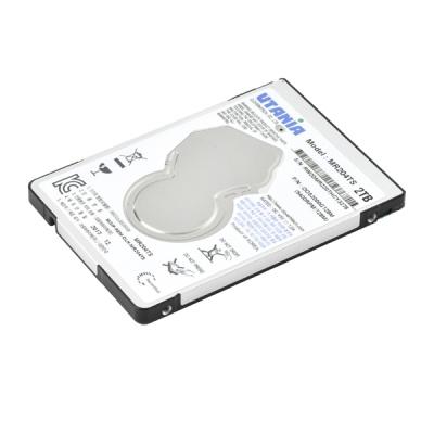 크로바하이텍 노트북용 HDD 2TB UTANIA OOS2000G128M (SATA3/5400RPM/128M/리퍼비시)