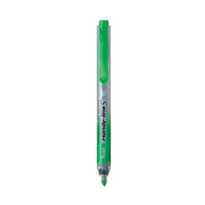 [펜탈] 핸디라인형광펜(SXS15-K)연두 [개/1] 92140