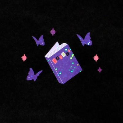하우스파티 스티커 SET (스티커3종+PVC파우치1개)
