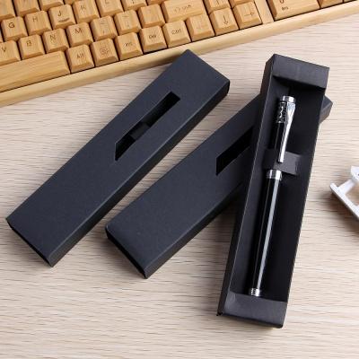 10p 선물용 볼펜 케이스(블랙)