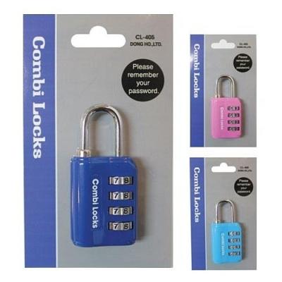 콤비락)자물쇠(CL 405) 색상임의배송