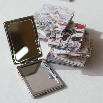 플로라 사각 거울 1P 디자인 임의배송