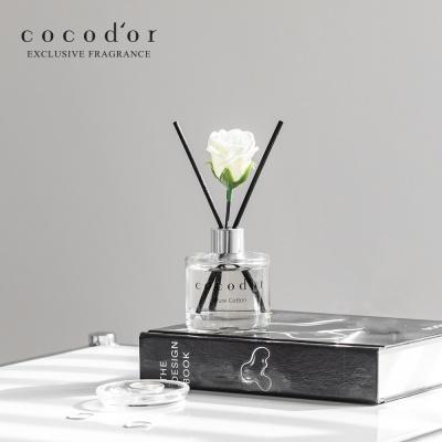 코코도르 미니 디퓨저 50ml + 비누장미