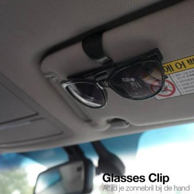 [Bobino] 편리한 안경거치대 글라스클립