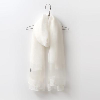 Silk N Linen Combo Scarf