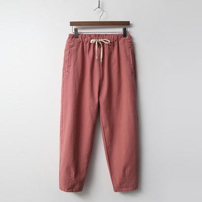 Cocoon Semi Baggy Pants