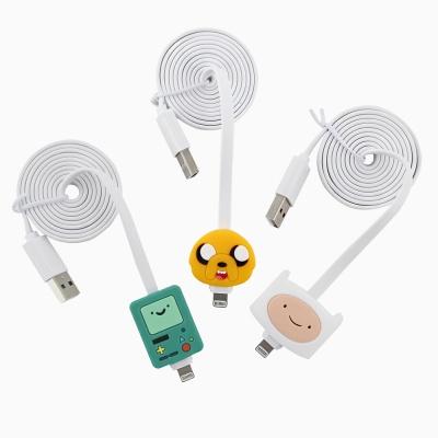 어드벤처 타임 USB케이블 - 5핀 / 8핀 / C타입