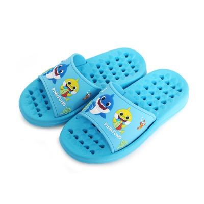 핑크퐁 아동욕실화 (블루)C0431