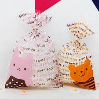 화이트 데이 단체 사탕 선물 포장 비닐 봉투