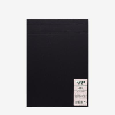 노트패드 B5 블랙 01022