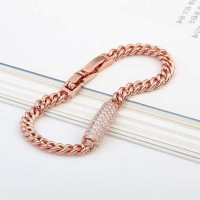 Mujer daily 올가 bracelet 14KGP rose gold