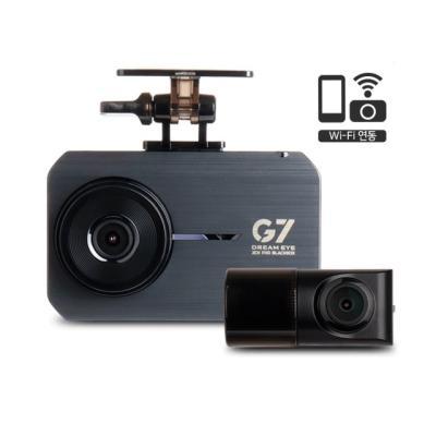 지넷 드림아이 G7 32GB 2채널 전후방Full HD 블랙박스