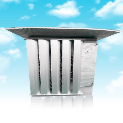 파이브존 에어컨 실외기 절전 상단 커버 덮개 3세대