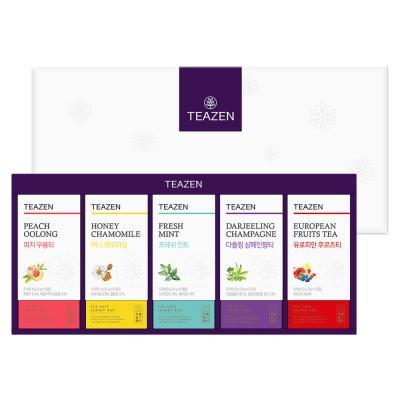 티젠 티카페 블랜딩티 선물세트