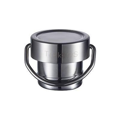 스테인레스 보온 보냉 물병 500ml (메탈캡/무광) BR500