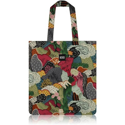 nother Red Mountain Flat Tote Bag / 나더 레드 마운틴 플랫 토트백