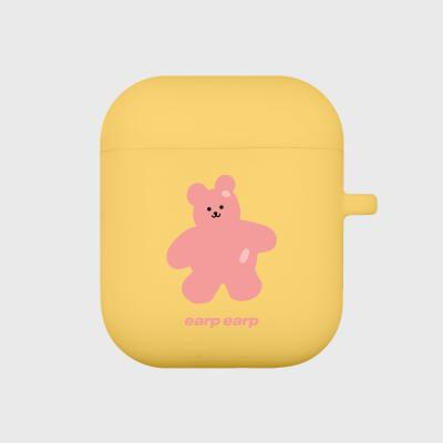 Color bear-yellow(Air Pods)