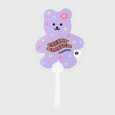 Cherry blossom bear(부채)