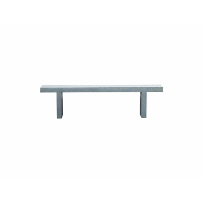 [House Doctor]Bench ZINC H 38 cm Br0415 선반벤치