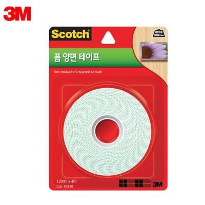 3M 스카치 폼 양면테이프 2140 [00031760]