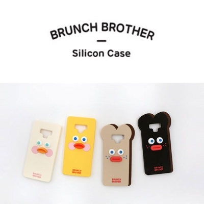 브런치 브라더 실리콘 케이스