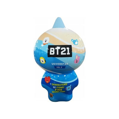 BT21 UNIVERSTAR VOL.2 / 랜덤 피규어