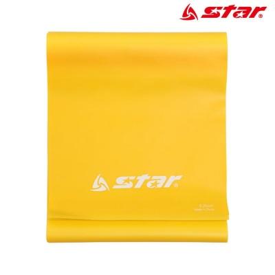 스타스포츠 라텍스밴드 (옐로우) (3단계) (EU563)