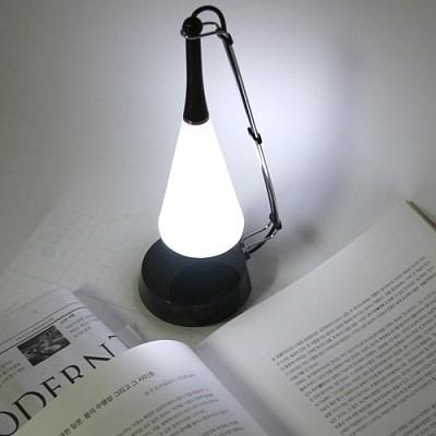터치 센서 LED 램프겸 스피커