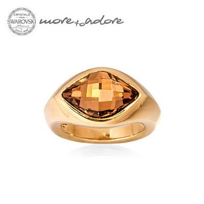 [모어투어도어] moretoadore Lemon Stone Ring 골드 반지 ( 5065252 / 5065251 / 5065250 )
