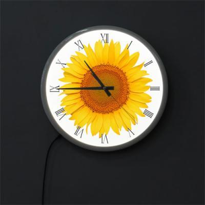 ng262-LED시계액자35R_나를밝게비춰주는해바라기