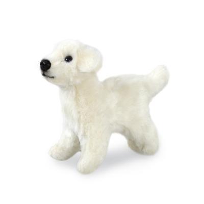 6582 강아지 동물인형 키체인/15cm.L